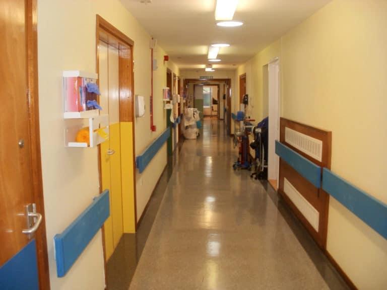 Moseley Hall Hospital Ward 9
