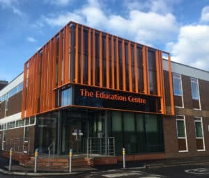 Sandwell Hospital Education Centre